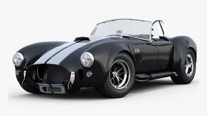 shelby cobra 427 3D