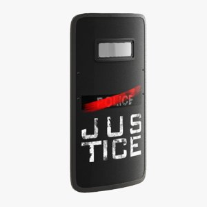 justice ballistic shield model
