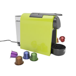 3D - coffe maker model