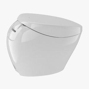 toto toilet neorest 3D model
