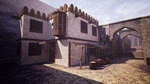 modular arab city model