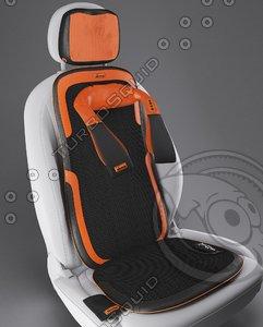 3D massage chair richter