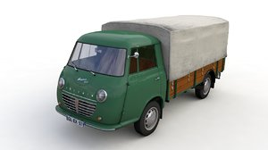 goliath express 1100 pickup 3D model