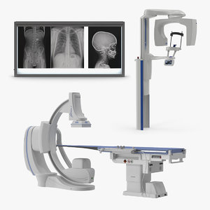 3D x-ray systems c
