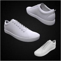 Low poly Shoe 3d model
