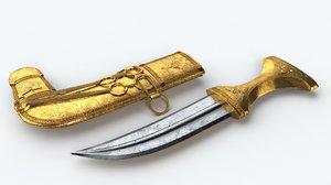 saudi arabia dagger model