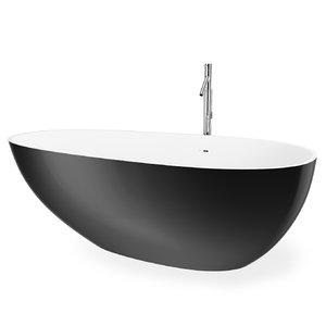 3d vesuv bathtube vallone
