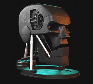 robots warriors model