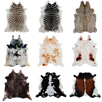 Nine Rugs From Animal Skins 08