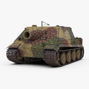 ww2 german sturmtiger 3d max