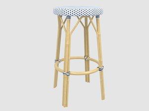 3D sika design simone barpall model