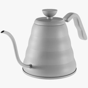 base mesh drip kettle 3D