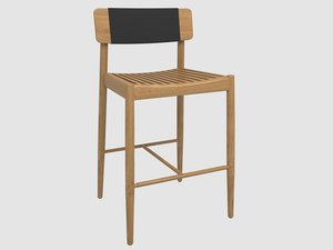 3D archi bar chair gloster