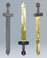Props: Fin's Sword