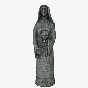 celtic idol 08 3D