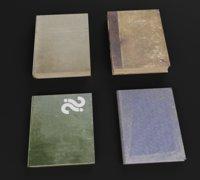 Old Books Set