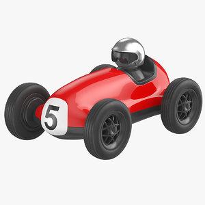3D car toy loretino
