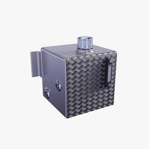 hydraulic tank 3D model