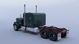 truck 3D