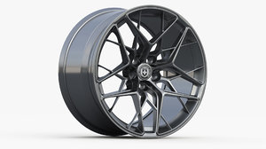 hre wheel ff10 3D