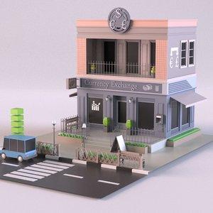 3D model exchange currency