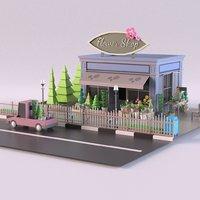 Flower Shop 01