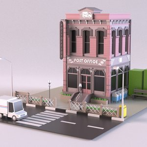 3D postoffice01