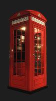 Telephone London K2