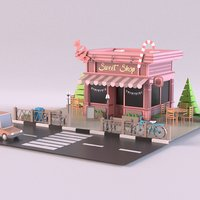 Sweet Shop 01