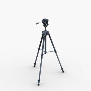 tripod product 3D model