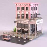 Coffee Shop 02