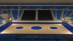 3D ulker sports arena