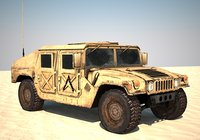 HMMWV Humvee Hummer Military Vehicle