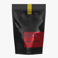 Black Foil Clear Packaging 12