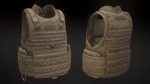 imtv modular tactical 3D model
