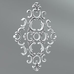 element center 3D model