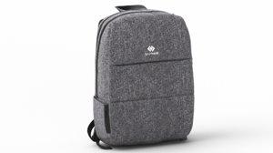 sapphire 60 smart backpack 3D model