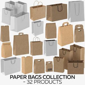3D paper bags - 32