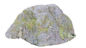 3D photoscanned rock