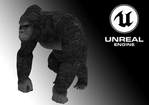 3D animation unreal