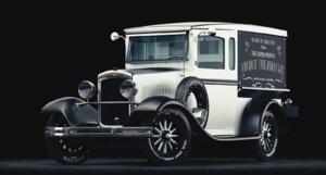 dodge merchant express truck 3D model