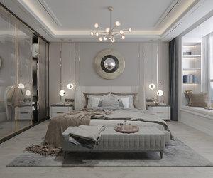 3D interior materials