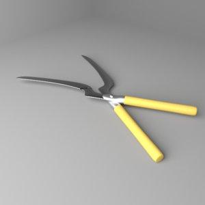 garden tool - shears model