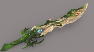 apothicon sword model