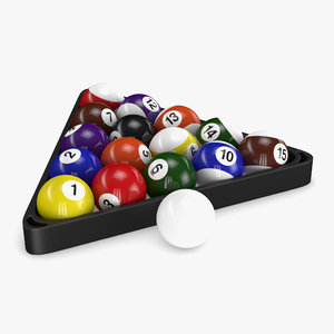 billiards pool model