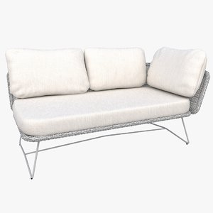 patio sectional sofa model