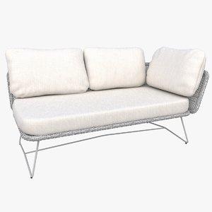 patio sectional sofa model