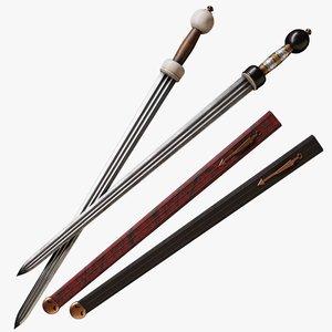 roman swords model