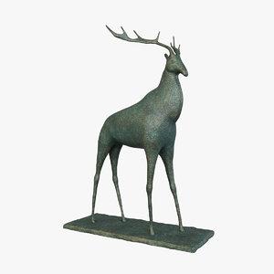 3D sculpture v7 model