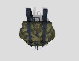 3D military model
